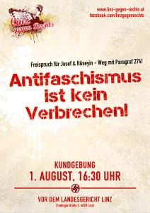 Linz-Kundgebung-01082014-Plakat-212x300